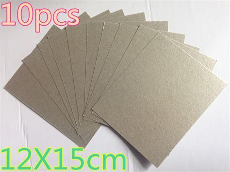 10pcs Super thick 12*15cm Spare parts for microwave ovens