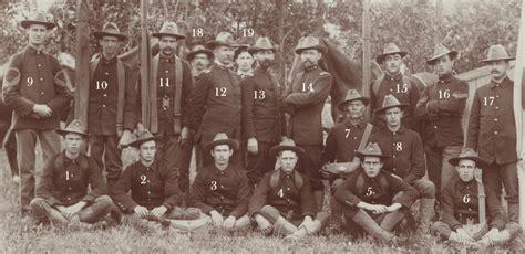 spanish american war soldiers neillsville clark