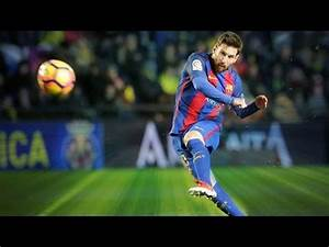 Lionel Messi All 33 Free Kick Goals 2008/2017 HD - YouTube