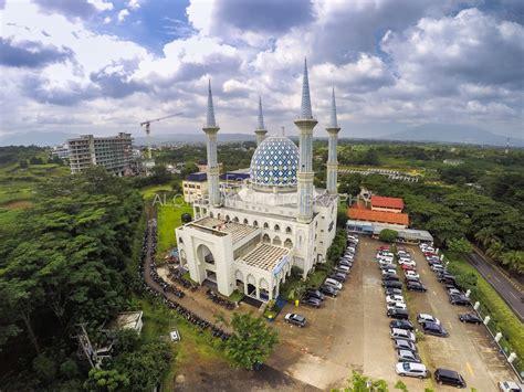 masjid andalusia sentul  udara al quran