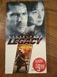 Legacy VHS 1998 Action David Hasselhoff Donita Rose Rod ...