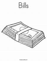 Coloring Money Popular Library Clip sketch template