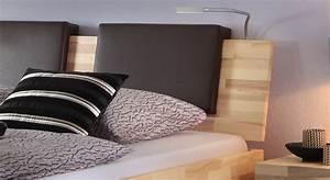 Bett Kopfteil Kissen : bett komplett mit lattenrost und matratzen bett el paso ~ Michelbontemps.com Haus und Dekorationen