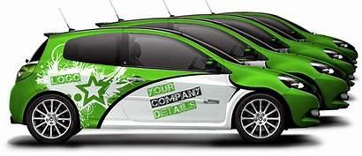 Branding Vehicle Wrap Advertising Fleet Catching Eye