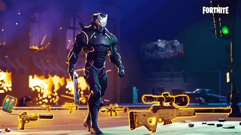 Omega Fortnite Hd 1920x1080 Wallpaper
