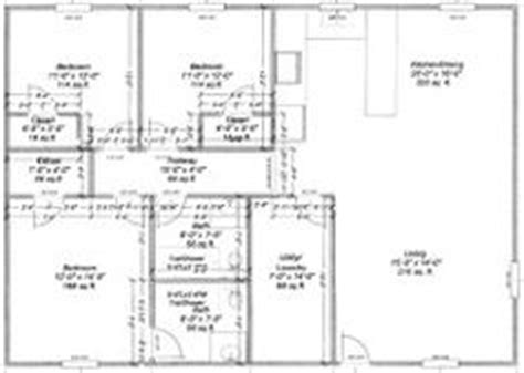30 x 46 house plan pole barn home favorite places