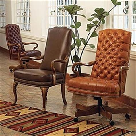 leather chairs from king ranch king ranch saddle shop