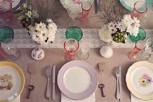 Location Vaisselle Vintage : notre coup de pouce charlette et juliotte les ~ Zukunftsfamilie.com Idées de Décoration