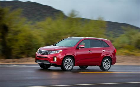 2014 Kia Sorento Review by 2014 Kia Sorento Review And Rating Motor Trend