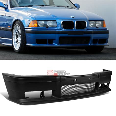 Bmw Bumper by For 92 99 Bmw E36 3 Series M3 M Sport Style Front Bumper