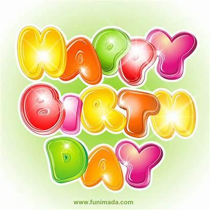 Birthday Happy Wishes Gifs Funimada Niece Davno