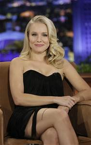 "Kristen Bell images Kristen on ""The Tonight Show with ..."