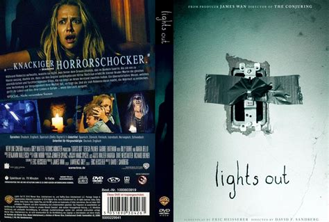 Lights Out Cover by Lights Out German Dvd Covers