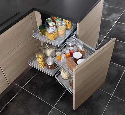 meuble cuisine coin meuble en coin pour cuisine cuisine en image