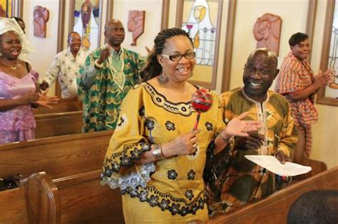 igbo mass brings african culture worship life arkansas catholic