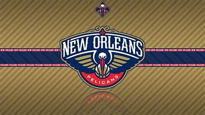 Pelicans Orleans Nba Team Wallpapers Background Logos