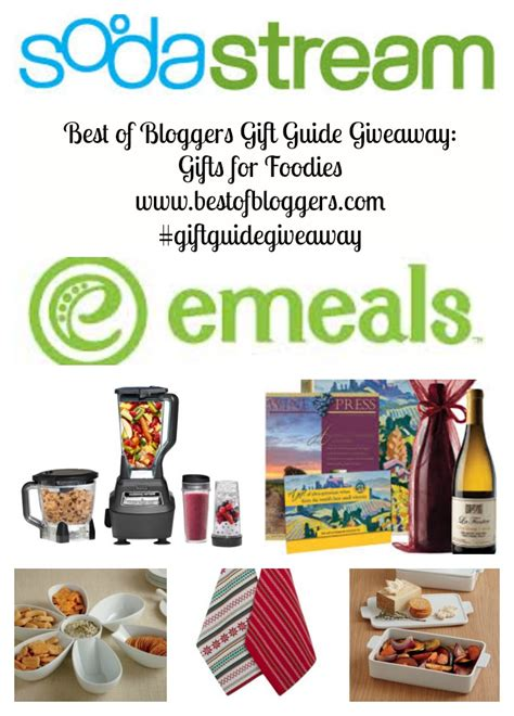 top gifts for a foodie family best of gift guide giveaway foodies big family minimalist