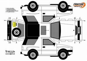 Make Your Own Vauxhall Frontera