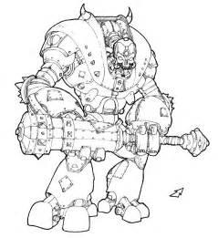 Robot War Drawings