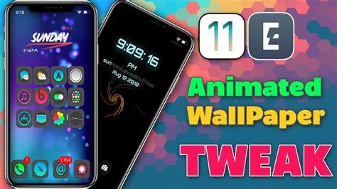 Cydia Animated Wallpaper Ios 7 - cydia tweaks ios 11 3 1 11 4 animated hd wallpaper new
