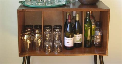 Bars, Barware, Bar Carts And Booze