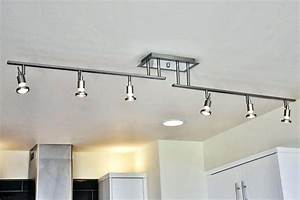 Led track lighting for kitchen lighting ideas for Kitchen cabinets lowes with modern wall art stickers