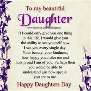 to my daughter on her wedding day poem personalize gift With letter to daughter from mother on her wedding day