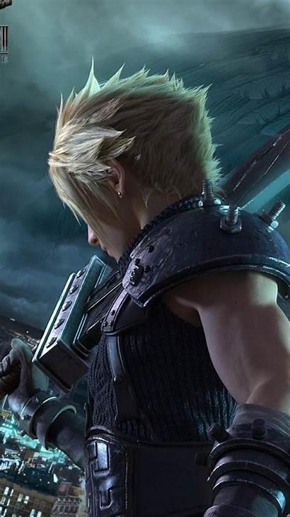 Strife Cloud Remake Fantasy Final 4k Ff7