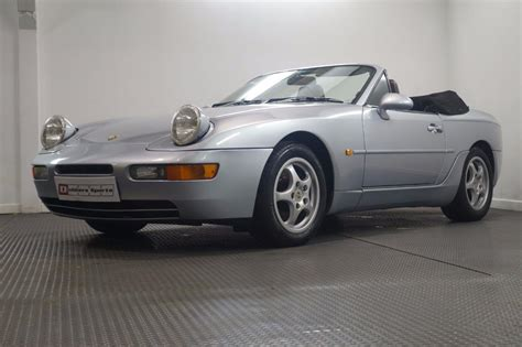 Used 1994 Porsche 968 Cabriolet 6 Speed Manual For Sale In