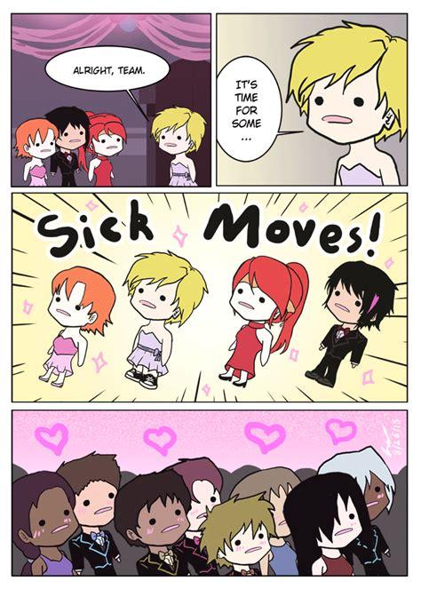 Rwby Chibi Memes - sick moves gif rwby know your meme