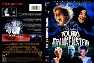 Young Frankenstein (Special Edition) - Movie DVD Scanned ...