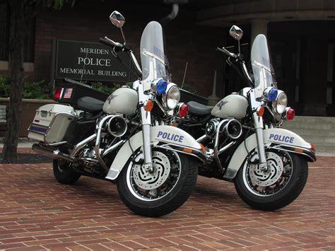 Motorcycle Patrols