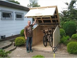 Fahrradgarage Für 4 Fahrräder : ein heim f r fahrr der mehr sicherheit und ordnung dank zweiradgarage haus garten ~ Eleganceandgraceweddings.com Haus und Dekorationen