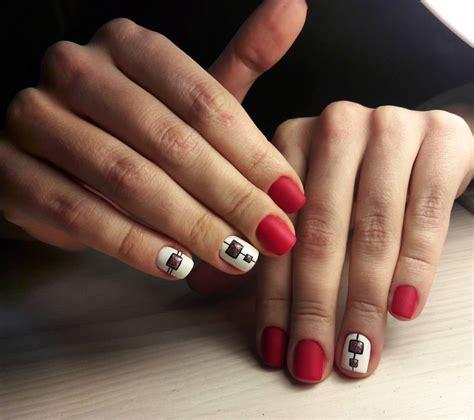 Красный гель лак и шеллак на ногтях лучшие фотоварианты оформления 20202021