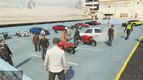 Grand Theft Auto V Online (ps3)  Street Carbike Meet