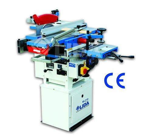 combined universal woodworking machinery ml lida