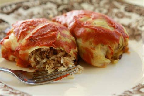 cabbage rolls in oven lekker resepte vir die jongergeslag kool cabage recipes