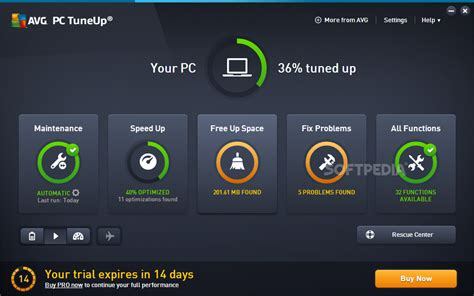 Avg Pc Tuneup Download