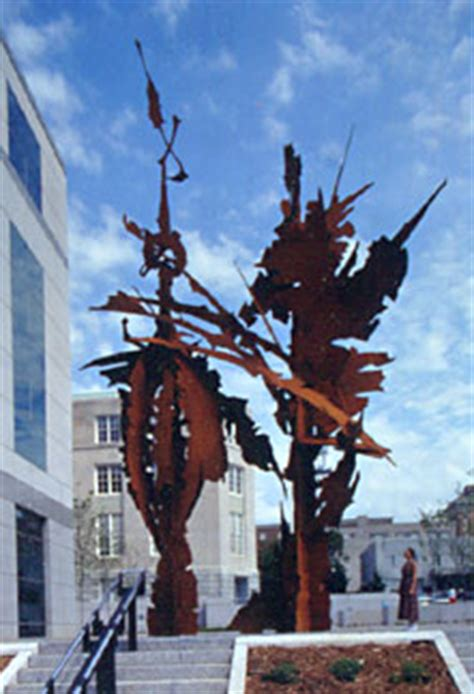 sculptor albert paley sculpture passage sculptureorg sculptureorg