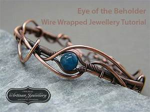 Wire Wrap Jewelry Tutorial