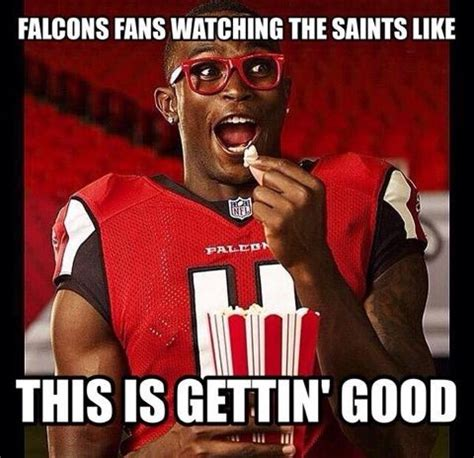 Falcon Memes - falcons fans celebrating a saints win tigerdroppings com