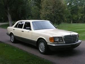 Buy Used 1986 Mercedes