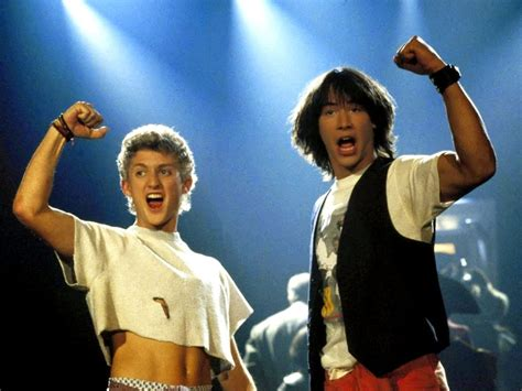 Most Excellent Third 'bill & Ted' Flick In The Works