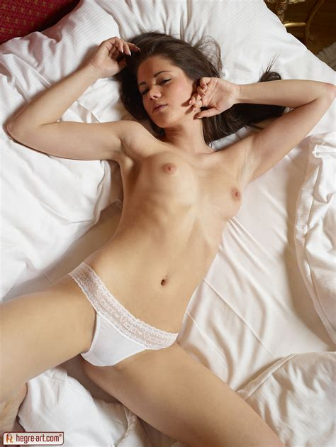Caprice In White Panties By Hegre Art 16 Photos Erotic Beauties