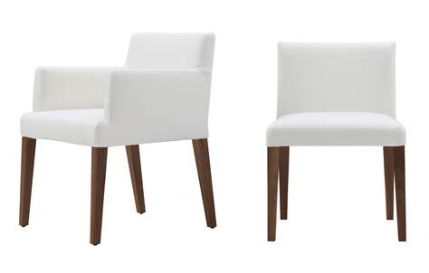 chaises accoudoirs velvet chaise avec accoudoirs by poliform