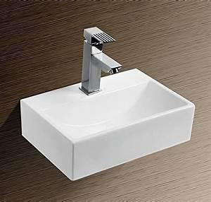 Designer Waschbecken Günstig : burgtal 17538 design keramik wandmontage waschbecken handwaschbecken bkw 10 ~ Sanjose-hotels-ca.com Haus und Dekorationen