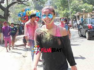 Pics: Alia Bhatt-Sidharth Malhotra's Romantic Holi ...