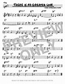 There Is No Greater Love | Sheet Music Direct