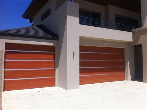 garage door wood look wood look garage doors gryphon garage doors