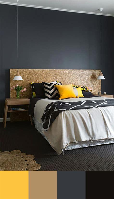 d oration chambre pas cher tendance couleur chambre à coucher unique design feria